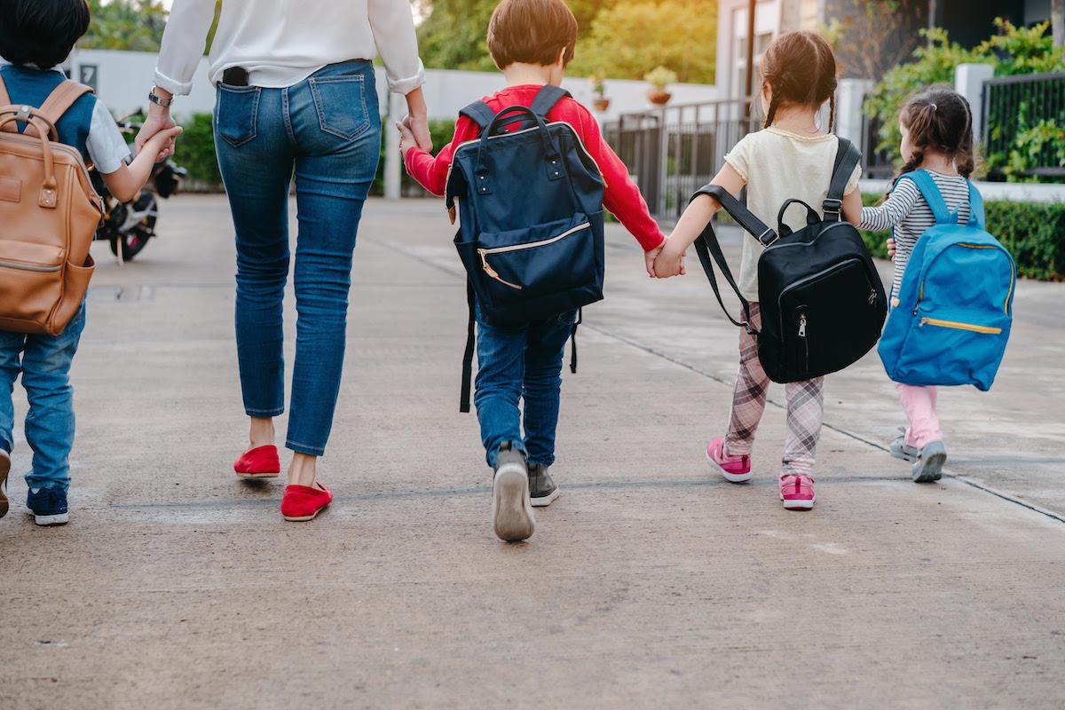 ¿En qué colegio metemos a los niños?